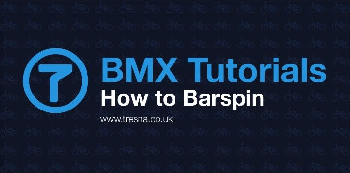 BMX Barspin | How to Barspin BMX Tutorial